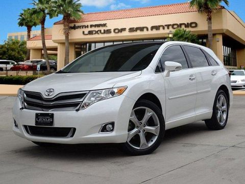 2013 Toyota Venza 4dr Wgn V6 FWD XLE