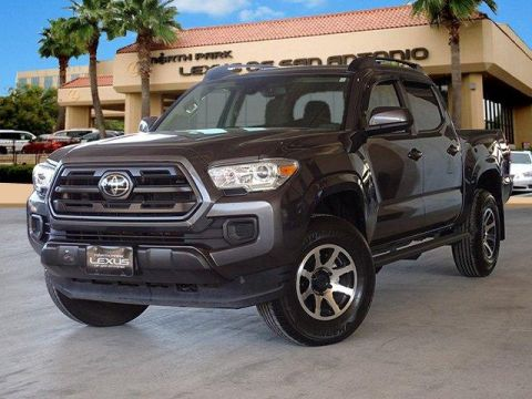 2018 Toyota Tacoma SR Double Cab 5' Bed I4 4x2 AT