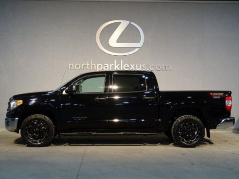 2016 Toyota Tundra CrewMax 4.6L V8 6-Spd AT SR5