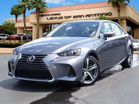 2017 Lexus IS IS Turbo RWD
