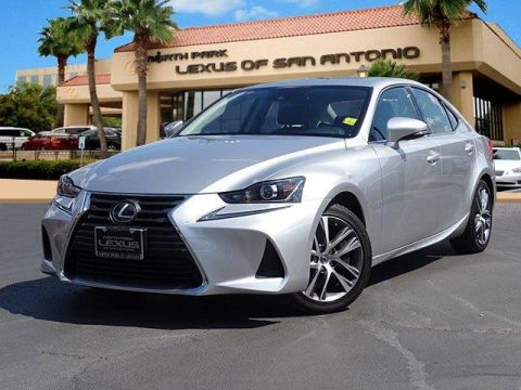 L/Certified 2019 Lexus IS IS 300 RWD