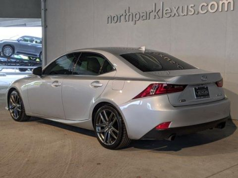 L/Certified 2016 Lexus IS 350 4dr Sdn RWD