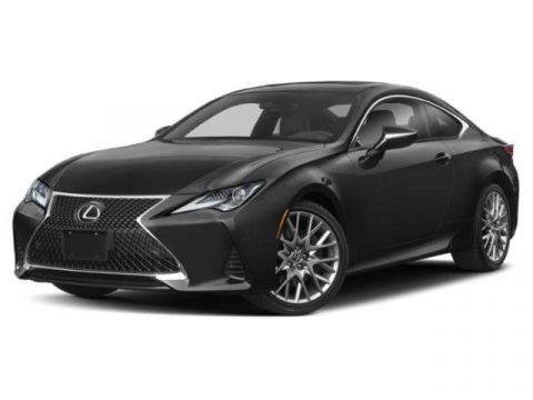 New 2020 Lexus RC 350