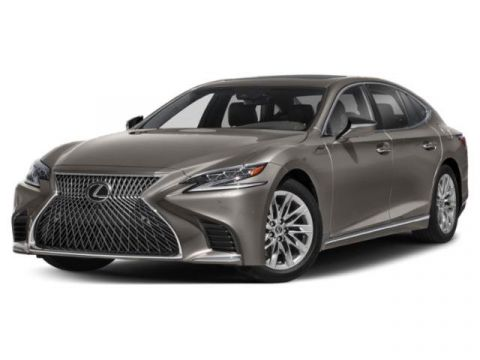 2020 Lexus LS 500 500 Inspiration Series