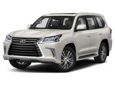 2020 Lexus LX 570 THREE-ROW 570