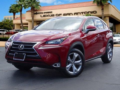 L/Certified 2017 Lexus NX NX Turbo FWD