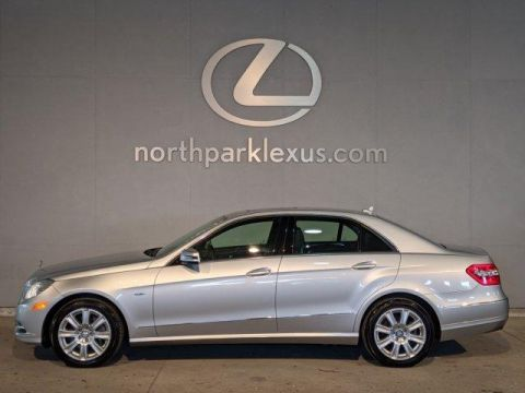 2012 Mercedes-Benz E-Class 4dr Sdn E 350 Luxury RWD